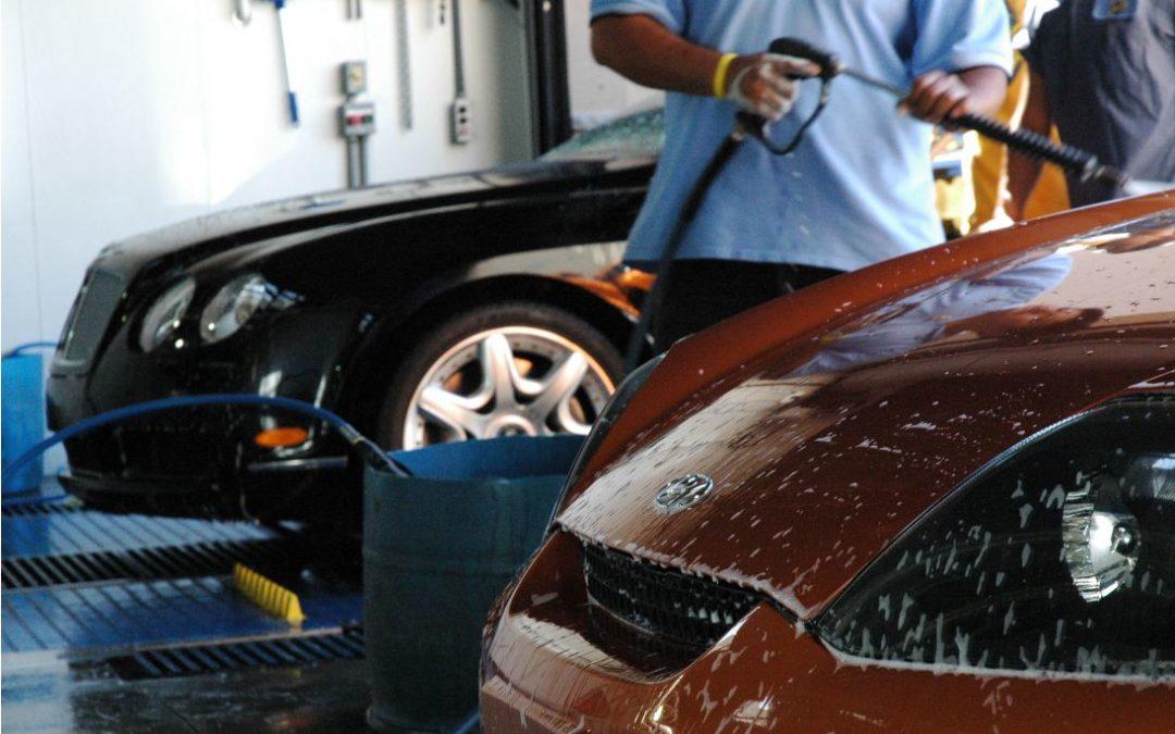 Monte su propio centro de lavado de coches