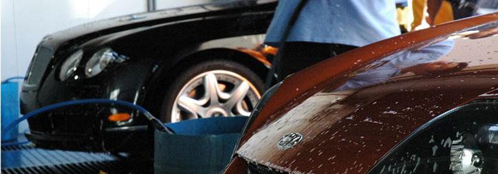 lavado ecológico de coches